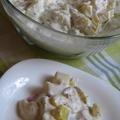 Uborkás krumplisaláta