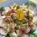 Tonhal saláta hónapos retekkel- low carb reggeli