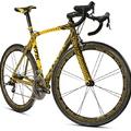 Lance Armstrong új biciklije