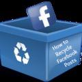 Ismételni a Facebookon kell vagy sem?