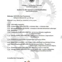 Konferencia a Mindennapok története blog apropóján