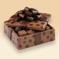 Ehető csokisdobozok