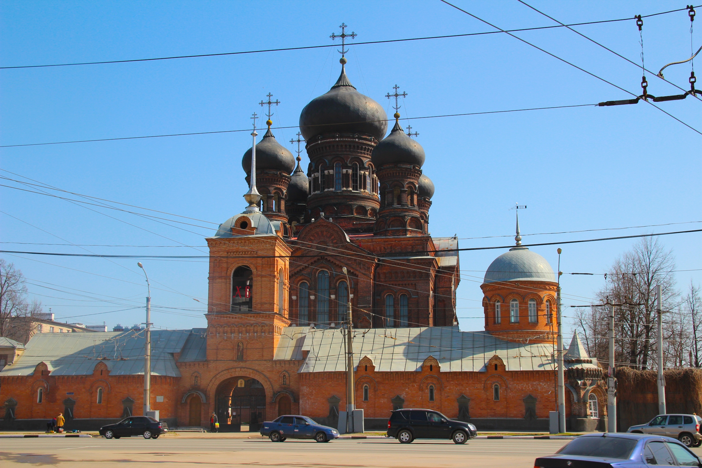 Oroszországban mindig belelóg valami a fényképbe, Ivanovóban meg főleg.