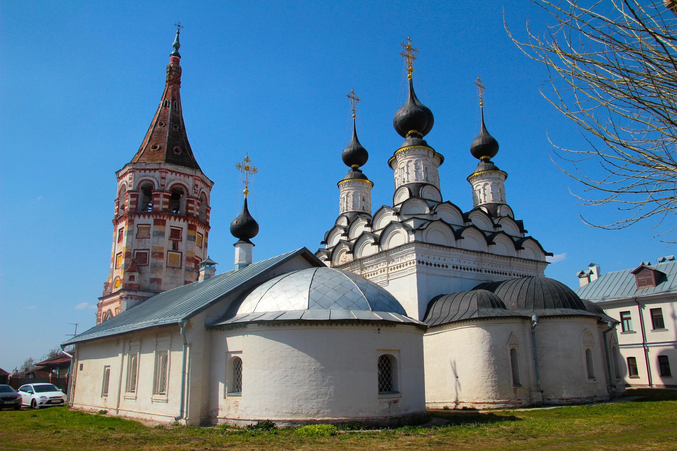 A Szent Lázár-templom