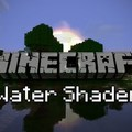 Tükröződő víz! Minecraftban, igen!