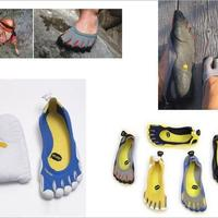 21. Vibram Five Fingers 2.0