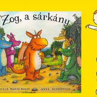 Julia Donaldson: Zog, a sárkány
