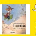 Tanguy Gréban: Borostyán, a kis boszorkány