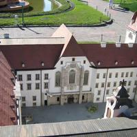 A Wiener Neustadt-i katonai akadémia