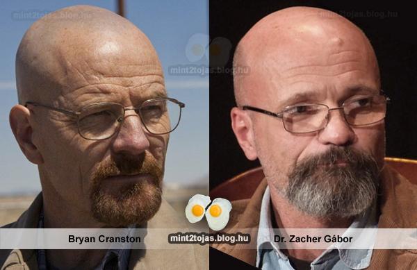 Bryan Cranston - Dr. Zacher Gábor
