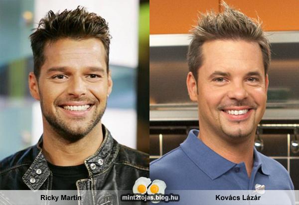 Ricky Martin - Kovács Lázár