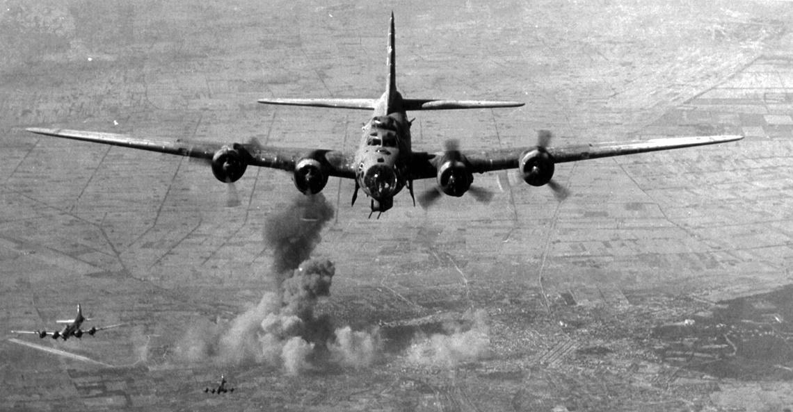 Miskolc bombázása