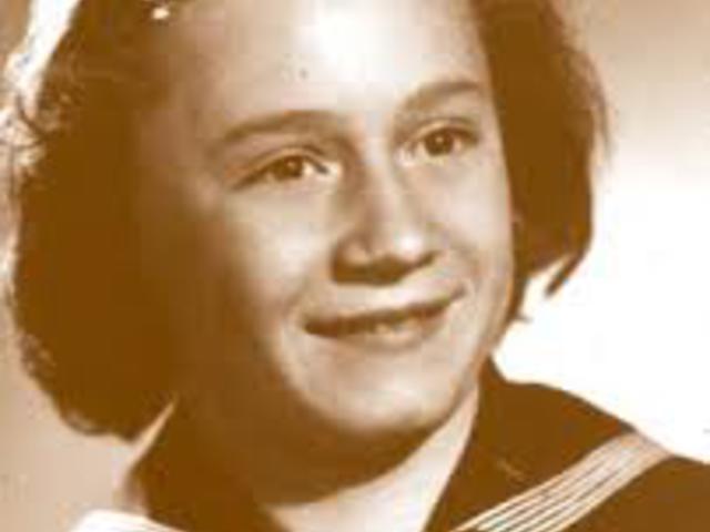Misley Emese, az '56-os forradalom legfiatalabb áldozata