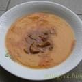 Sárgaborsó főzelék csülökpörkölttel