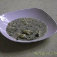 Brokkoli főzelék
