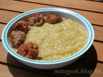 Fasírt (tejmentes, tejfehérje mentes, laktózmentes, szójamentes, gluténmentes, tojásmentes)