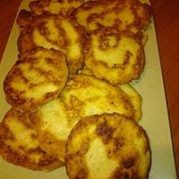 Krumplipüré ropogós