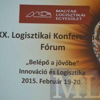 Dr. Németh Ernő cikke a Magyar Logisztikai Egyesület által szervezett 2015-ös konferencián elhangzott nagy érdeklődést kiváltó témákról
