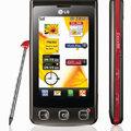 LG érintőképernyős telefonok 4. - LG KP500 Cookie