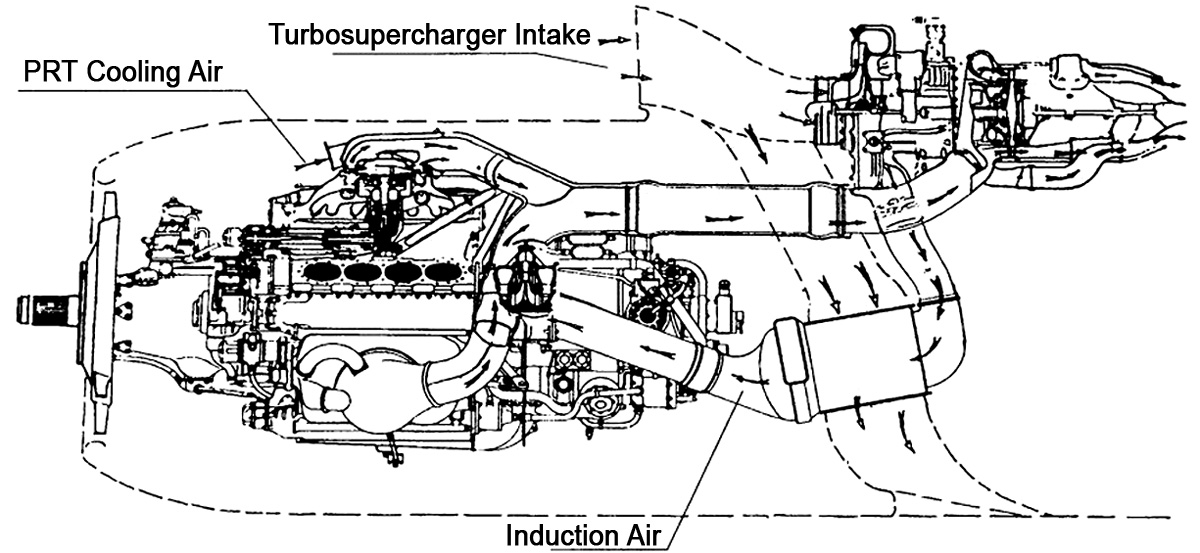 blackbird jet engine diagram