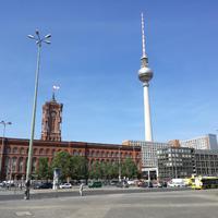 Berlin hajóról és máshonnan