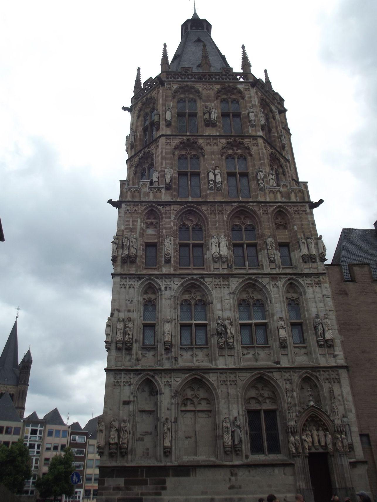 A Városháza tornya