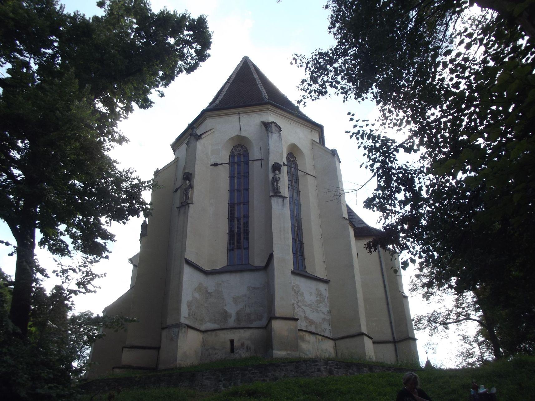 Hegyi templom