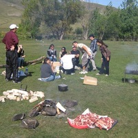 True mongolian grill