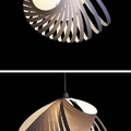 Lámpák papírból