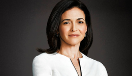 Sheryl Sandberg a női vezetőkről