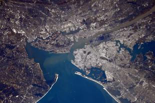 Top 10 fotó bolygónkról a Nemzetközi Űrállomástól