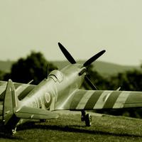 MAKETT: Spitfire Mk.IX.