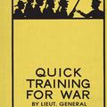 KÖNYV: Quick Training For War (Sir Robert Baden-Powell)
