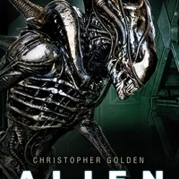 KÖNYV: Alien – A fájdalom folyója (Christopher Golden)