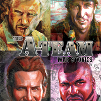 KÉPREGÉNY: The A-Team: War Stories