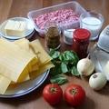 Lasagne, ahogy én készítem