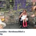 Mosolyka - Kerekesszékkel a világ