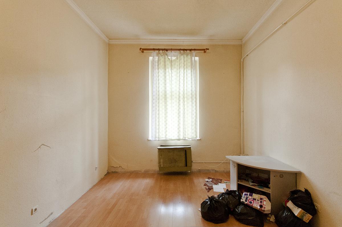 A harmadik felújításra váró lakás...