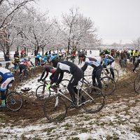 Havas küzdelem, remek hangulat: Benkó és Búr a cyclocross magyar bajnok!
