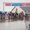 Igazi cyclocross időjárás, igazi cyclocross verseny Kőbányán!