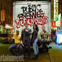 Mutatós új fotók érkeztek a The Defenders Marvel-sorozatból