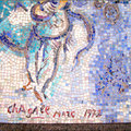 Marc Chagall mozaikművészete