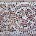 Mozaik antikolt márványból