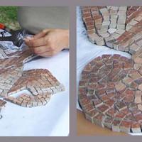 Antik mozaik időutazóknak