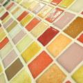 Csenge és a terra mozaikos edényalátétek ...