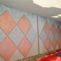 A mozaik-járda projekt