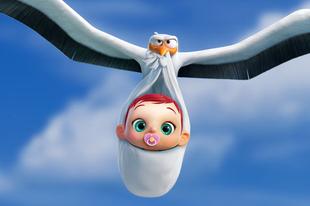 Tényleg a gólyák hozzák a babákat