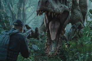 Sokkoló lesz a Jurassic World 2