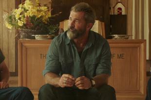 Mel Gibson anonim alkoholistáknál járt