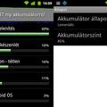 HTC Desire - Nem merülő akksi